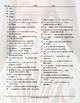 Bad Habits and Addictions Translating Spanish Worksheet