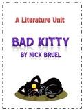 Bad Kitty Literacy Activities