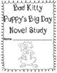 Bad Kitty Puppy's Big Day by Nick Bruel Literature Unit