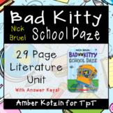 Bad Kitty: School Daze Literature Guide (Common Core)