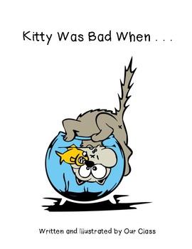 Bad Kitty Take Home Bag