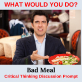 Bad Meal Critical Thinking Activity