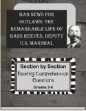 Bad News for Outlaws: The Remarkable Life of Bass Reeves R