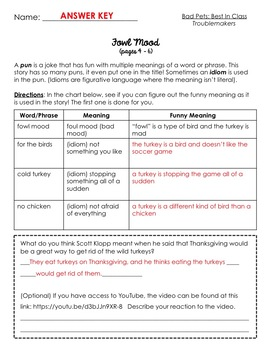 Bad Pets: Best in Class (True Tales of Misbehaving Animals) book worksheets