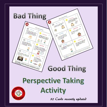 Bad Thing, Good Thing Perspective Taking Activity