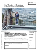 Bad Weather in Your Community - Free ESL Resource and Lesson