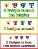 Badge System Exit Self-Assessment