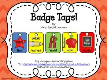 Badge Tags