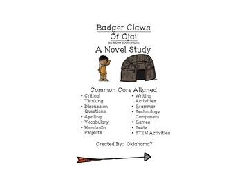 Badger Claws of Ojai by Matt Boardman