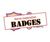 Badges - Library Skills: Genre Exploration