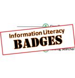 Badges - Library Skills: Info Literacy