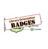 Badges - Library Skills: Orientation