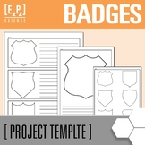 Badges Project Template