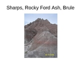 Badlands Geology