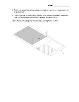 Badminton Quiz Grade 7-9