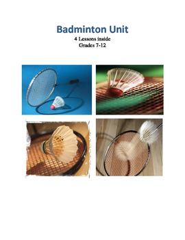 Badminton Unit
