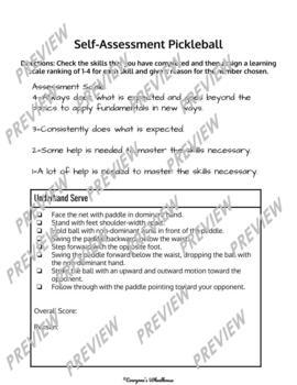 Badminton Unit and Pickleball Unit Bundle