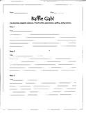 Baffle Gab Worksheet