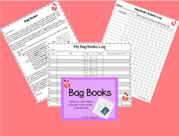 Bag Books: A School-Home Reading Program for Young Kiddos