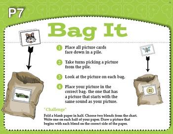 Bag It!  (Common Core RF 1.2)