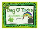 Bag O' Tricks - A St. Patrick's Day Writing Craftivity