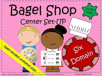 Bagel Shop Center Starter Kit