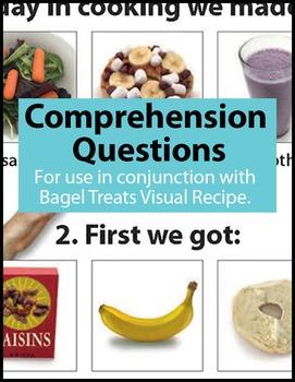 Bagel Treats:  Comprehension Questions