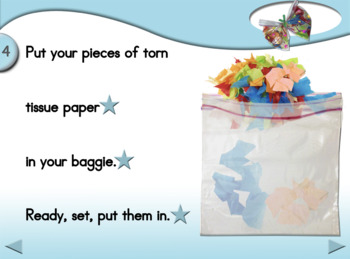 Baggie Butterflies - Animated Step-by-Step Craft