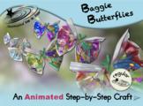 Baggie Butterflies - Animated Step-by-Step Craft - Regular