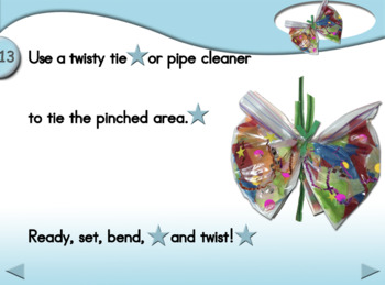 Baggie Butterflies - Animated Step-by-Step Craft - Regular