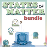 Science The Structure and Properties of Matter Mini Unit BUNDLE