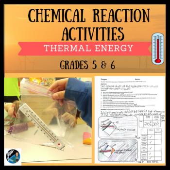 Baggie Science- Energy {Aligns with 5-PS1-3, 5-PS1-4, 6th Grade MSPS3-4}