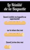 Baguette Poster