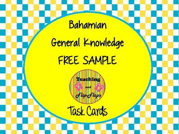 Bahamian General Knowledge (((FREE SAMPLE))