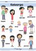Bahasa Indonesia Poster Pack   Indonesian Vocab