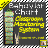 Bahavior Chart Classroom Management