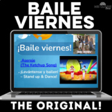 Para Empezar: Baile viernes! Spanish dance bell ringers
