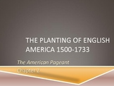 Advanced Placement U.S. History APUSH Bailey Chapter 2 PowerPoint