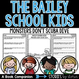 Bailey School Kids #14 Monsters Don't Scuba Dive