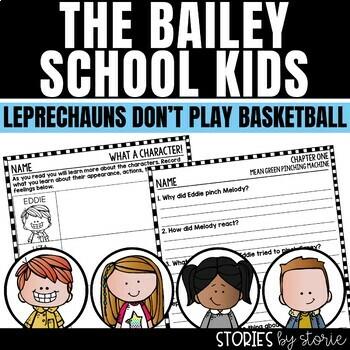 Bailey School Kids #4 Leprechauns Don't Play Basketball