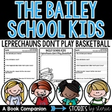 Bailey School Kids #4 Leprechauns Don't Play Basketball