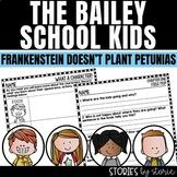 Bailey School Kids #6 Frankenstein Doesn't Plant Petunias