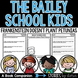 Bailey School Kids #6 Frankenstein Doesn't Plant Petunias