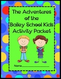 Bailey School Kids Activity Packet