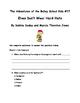 Bailey School Kids Elves Don't Wear Hard Hats Debbie Dadey Comprehension Packet