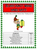 "Bailey School Kids ""Elves Don't Wear Hard Hats"" Novel Unit"