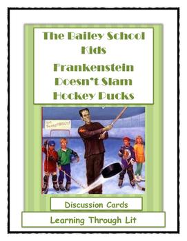 Bailey School Kids - Frankenstein Doesn't Slam Hockey Puck