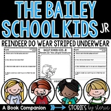Bailey School Kids Jr. #2 Reindeer Do Wear Striped Underwear