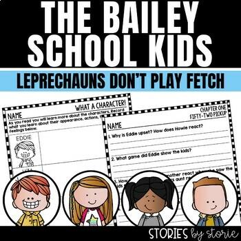 Bailey School Kids Leprechauns Don't Play Fetch