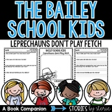 Bailey School Kids Leprechauns Don't Play Fetch